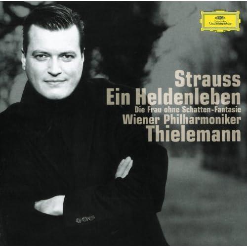 Amazon.com: Strauss: Ein Heldenleben; Symphonic Fantasy ...