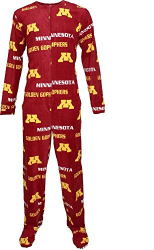 Concepts Sport Men's Minnesota Golden Gophers Maroon Union Suit (M) by Concepts Sport