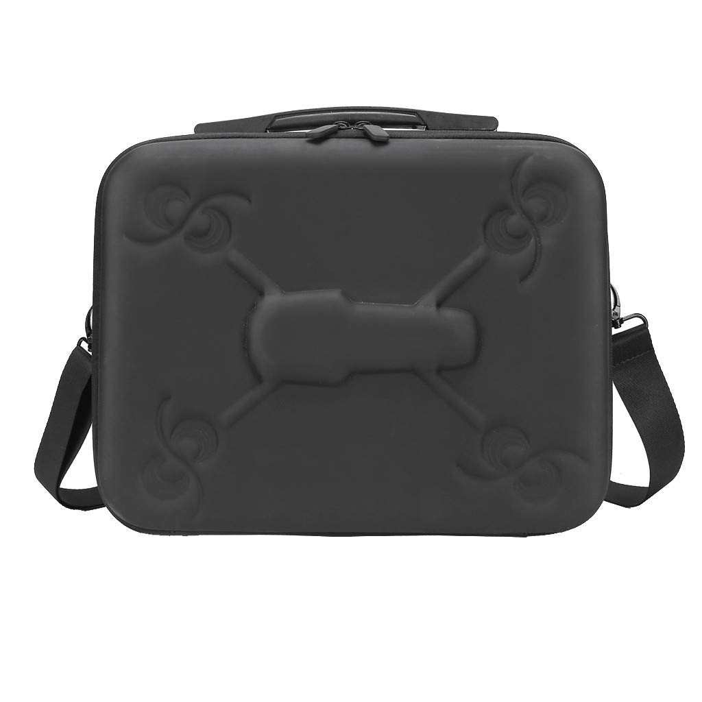 Giokfine 2019 Waterproof Portable Storage Bag Carry Case for DJI Mavic 2 & Smart Controller