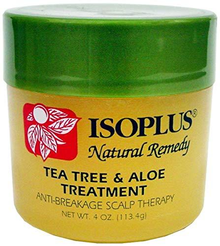 Isoplus Natural Remedy - Isoplus Natural Remedy Conditioner, Tea Tree & Aloe, 4 oz.