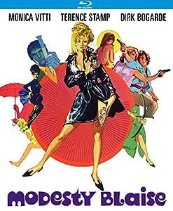 Modesty Blaise (1966) [Blu-ray]