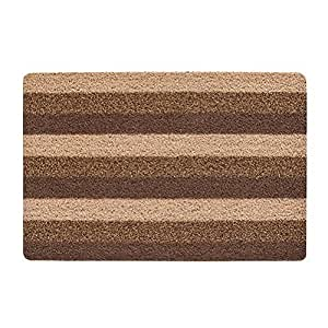 uxjam Doormats (antideslizante, lavable Felpudo en la puerta barra de café 9060cm/3524)