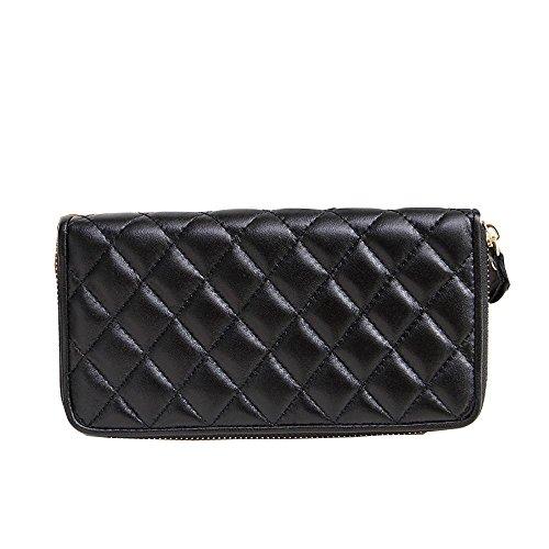 Wallet Black hand Axiba Large bag holder purse wallet card 4xIwRwqg08