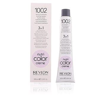 Revlon Professional Nutri Color Cream Nr1002 Platin Blond 1er Pack
