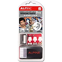 Alpine Hearing Protection MusicSafe Pro Filter Earplugs for Musicians