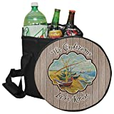 RNK Shops Lake House Collapsible Cooler & Seat (Personalized)