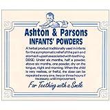 Ashton & Parsons Infant Powders For Teething 20