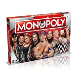 WWE Monopoly Board Game