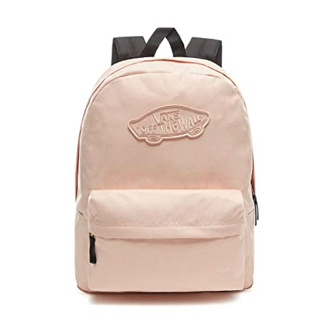 Mochila Vans Realm Backpack Rose Cloud  Amazon.es  Equipaje 6ae148a21bf