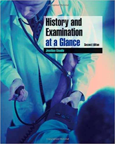 Book History and Examination at a Glance (At a Glance (Blackwell))