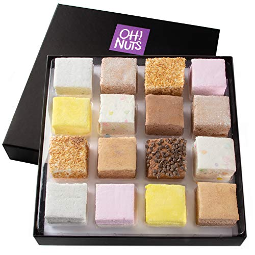 Oh! Nuts Marshmallows
