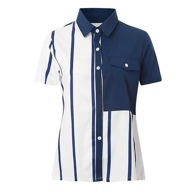 Amazon.com: MURTIAL - Camiseta para mujer (cuello en V ...