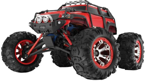 Traxxas 72074 Summit VXL Monster Truck, Scale 1/16 (Colors may vary)