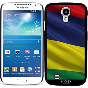 Funda para Samsung Galaxy S4 Mini (GT-I9195) - Bandera De Mauricio by Carsten Reisinger