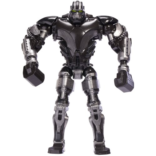 - Real Steel Deluxe Feature Figures Wave 1 Zeus