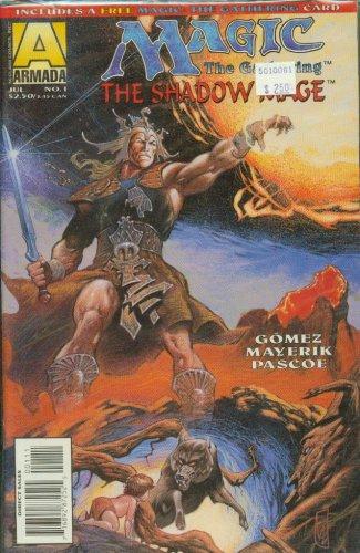 - Magic: The Gathering - The Shadow Mage - (Vol. 1 No. 1, July 1995)
