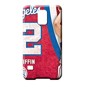 samsung galaxy s5 High-definition phone back shells Eco-friendly Packaging cover los angeles clippers nba basketball