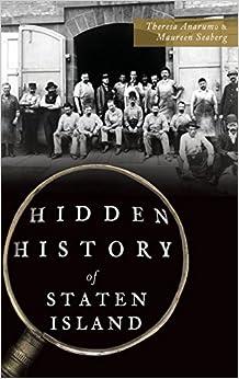 Book Hidden History of Staten Island