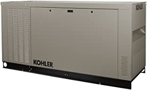 KOHLER QS1 48RCLB Home Standby Generator, Cashmere