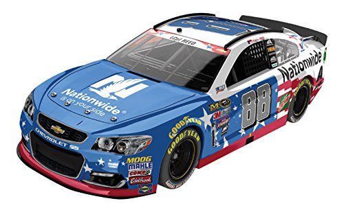 Lionel Nascar Collectables Dale Earnhardt #88 Nationwide Insurance Salutes 2016 Diecast Car (1/24 Scale)