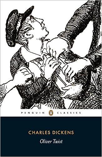 Resultado de imagen de oliver twist penguin book cover