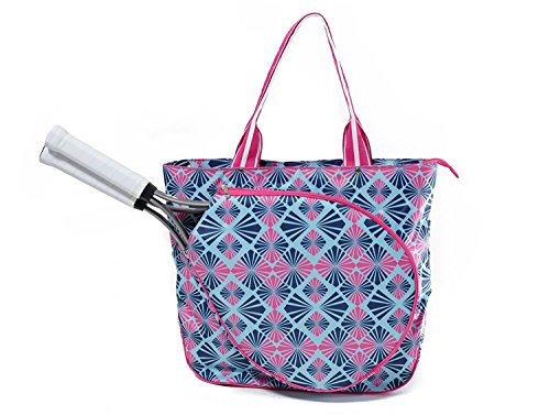 All for Color Tennis Tote (Summer Rays) by All For Color