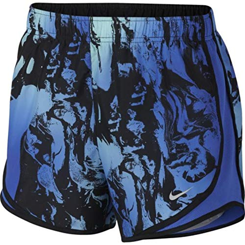 Black Women's Royal Tempo NIKE Swirl Short Green xvXzXwqF