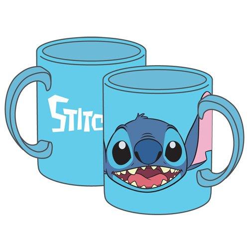 Disney Stitch Full Face Relief 11oz Mug (Mug Goofy)