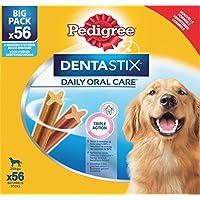 Pedigree Dentastix - Friandises Grand Chien - 56 Sticks Hygiène Bucco-Dentaire