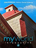 California History-Social Science: MyWorld Interactive 4, c. 2019, 9780328951680, 0328951684