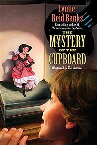 book cover of The Mystery of the Cupboard
