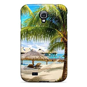 Perfect Tpu Beaches S 535 Phone Case Cover Skin For Galaxy S4 Protective Case