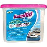 DampRid FG118RV Moisture Absorber, Charcoal RV, 18-Ounce