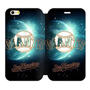 San Francisco Giants Cool Design Cover in Electronics Iphone 6 4.7 Case Shell Cover (Laser Technology)