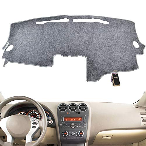 (XUKEY Dashboard Cover for Nissan Altima 2007-2012 Dash Cover)