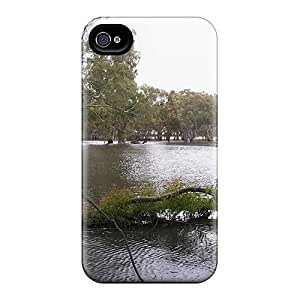 New Premium URD11067kYXF Case Cover For Iphone 4/4s/ Poocher Swamp 3 Protective Case Cover