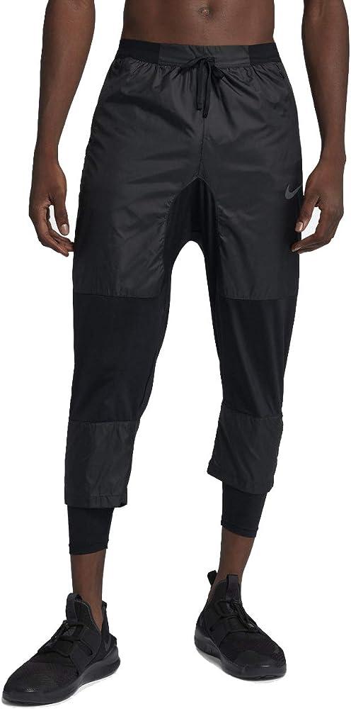 espiritual Parche autómata  Amazon.com : Nike Run Division Tech Pants (Black, Medium) : Clothing