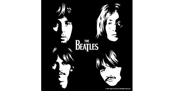 Beatles I Love The Beatles drinks mat coaster ro