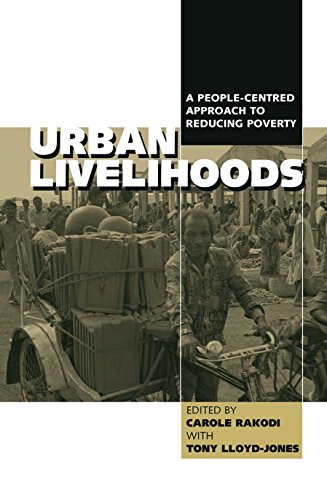 Download Urban Livelihoods: A People-centred Approach to Reducing Poverty Pdf