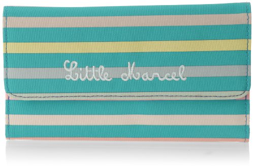 Little Marcel - Borsa Noelly Donna, Turquoise (Turquoise 244), Taglia unica