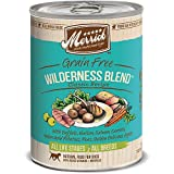Merrick Classic Wilderness Blend Can Dog Food 12pk Review
