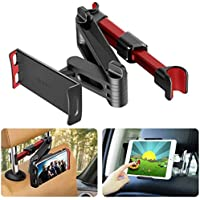 TEGAL Car Headrest Mount, Extendable Tablet Headrest Holder, Fits All 7 Inch to 11 Inch Tablets, Compatible with…