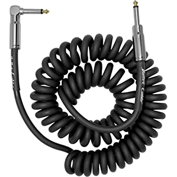 Amazon Com Bullet Cable 30 Ft Premium Vintage Coil Cable