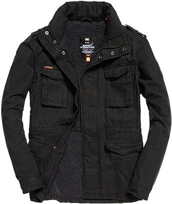 Superdry Mens Rookie Heavy Weather Field Jacket