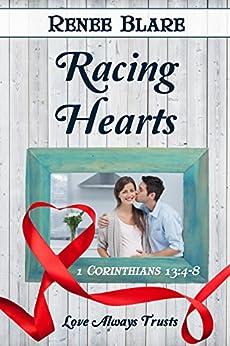 Racing Hearts by [Blare, Renee]