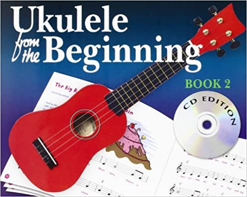 Book Ukulele From The Beginning Book 2 (Bk+Cd)