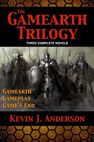 book cover of Gamearth Trilogy