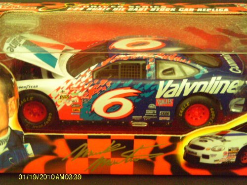 Cummins Stock (#6 Mark Martin Valyoline Stock Car Signature Series)