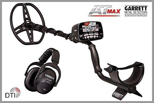 Detector de metales Garrett AT MAX International.: Amazon.es: Bricolaje y herramientas