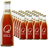 Q Drinks, Q Kola, Spectacular Kola, Premium Mixer, 6.7 Ounce Bottle (Pack of 24)